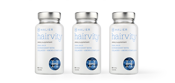Hairvity – 3-month therapy