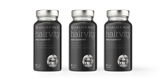 Hairvity Men – 3-month therapy
