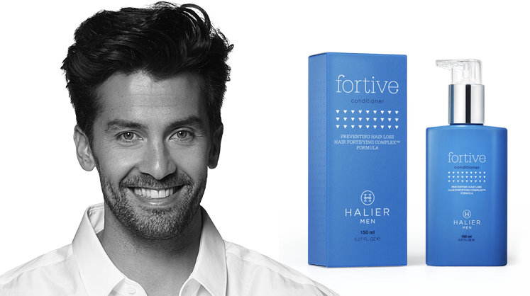 Innovative Hair Fortifying Complex™ formula guarantees effectiveness